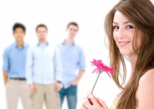 結婚したい男性必見!女性が男性を選ぶポイント